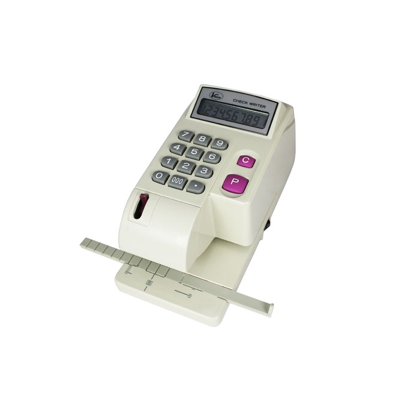 VISON V-300 / V300 微電腦視窗支票機 微電腦中文支票機|大液晶顯示螢幕 同樣金額可重覆打出