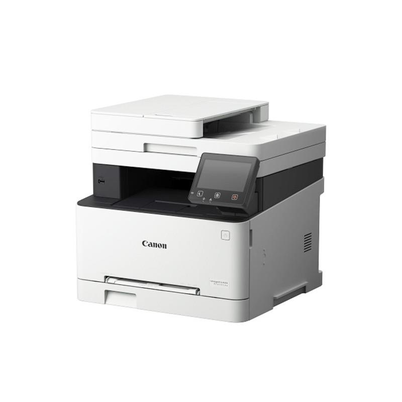 Canon 佳能 imageCLASS MF642Cdw 彩色雷射多功複合機 列印、影印、掃描 適用 CRG-054