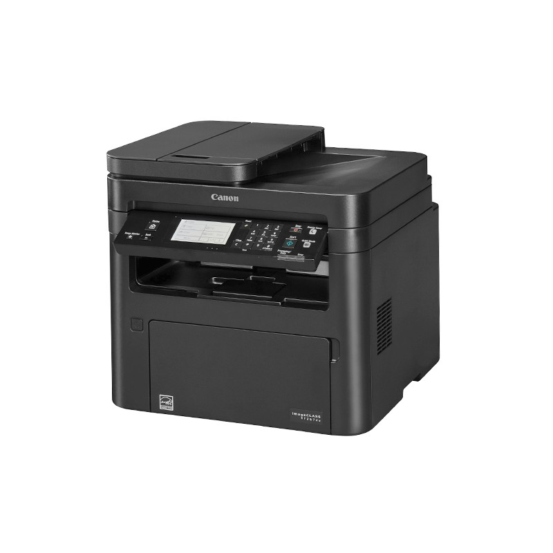 Canon 佳能 imageCLASS MF267dw 黑白無線雙面多功雷射傳真事務機|列印、影印、掃描、傳真|適用CRG-051H、CRG-051