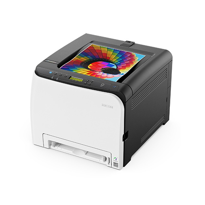 RICOH 理光 SP C261DNw 無線雙面彩色雷射印表機|適用 SP C250S