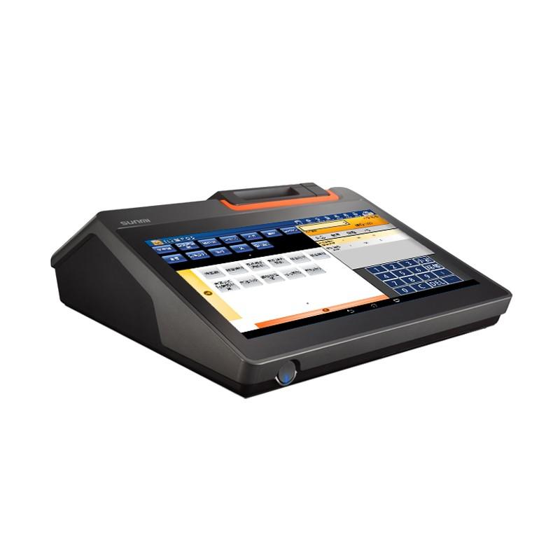 SUNMI T2 Mini ad11.6 11.6吋桌上型POS電子發票機|內建58mm出單機