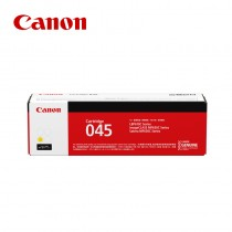 CANON 佳能 CRG-045 Y 原廠黃色碳粉匣(CRG045)|適用 MF632Cdw
