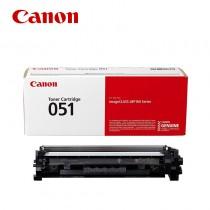 CANON 佳能 CRG-051 / CRG051 BK 黑色原廠標準容量碳粉匣|適用 MF267dw/MF269dw/LBP162w