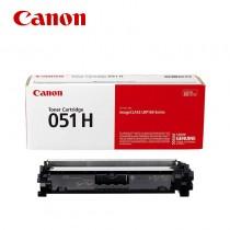 CANON 佳能 CRG-051H / CRG051H BK 黑色原廠高容量碳粉匣|適用 MF267dw/MF269dw/LBP162w