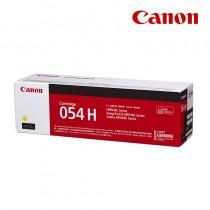 CANON 佳能 CRG-054H Y 原廠黃色高容量碳粉匣(CRG054H/054H)|適用 MF642cdw/644cdw