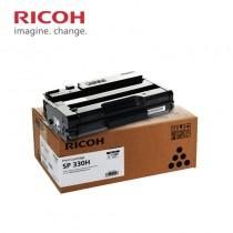 RICOH 理光 SP 330H 原廠黑色高容碳粉匣|適 SP 330SFN、SP 330DN