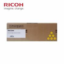 RICOH 理光 SP C252S 原廠標準容量黃色碳粉匣 適 SP C252DN、SP C252SF