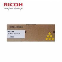 RICOH 理光 SP C252HS 原廠高容黃色碳粉匣|適 SP C252DN、SP C252SF