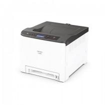 RICOH 理光 P C300W A4彩色雷射單工印表機|支援5GHz無線頻段、行動列印