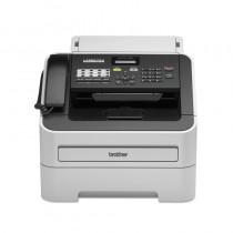 Brother 兄弟牌 FAX-2840 黑白雷射傳真機|列印、影印、傳真、電話|適用 TN-420、TN-450、DR-420
